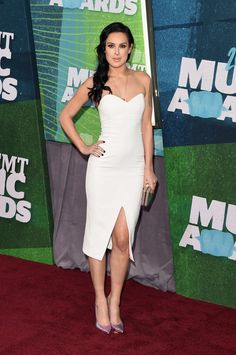 Rumer Willis in House of CB (11th CMT Music Awards)
