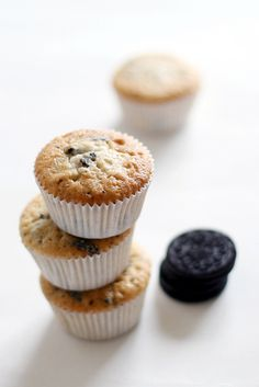 Oreo cupcakes by Call me cupcake