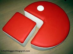 Como hacer un puff de Pacman : VCTRY's BLOG