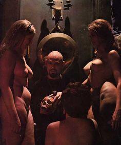 Anton Szandor LaVey, satan, skulls and cellulite.