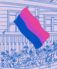 Happy Bi Visibility Day, ya'll! You are worthy and you are valid. Celebrate your Bi Pride today! Sept 23 // Guide To LGBTQ Flags: Meanings & Terms Of Pride Rainbow Gay Pride, Bisexual Pride, Bi Flag, Lgbtq Flags, Gay Aesthetic, Genderqueer, A4 Poster, Posters, Rainbow Pride