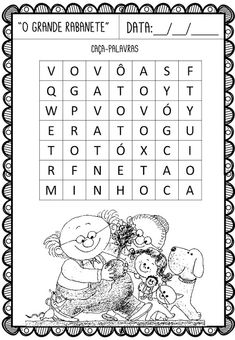 Portuguese Lessons, Diagram, Education, School, Grande, Image, Poetry Activities, Activity Books, Abc Centers
