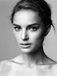 Natalie Portman by Mark Abrahams