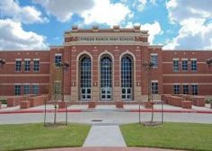 Cypress Ranch High School...go Mustangs! TheCFEF.org