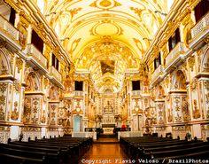 The Old Cathedral   R. Primeiro de Marco   Rio de Janeiro