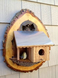 Birdhouses by Art