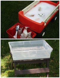 DIY WATER TABLE