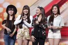 'X Factor' Filipino girl group 4th Power are forced to change their name and the group will now become '4th Impact.'