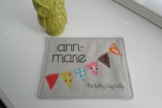 finished name tag | Flickr - Photo Sharing!