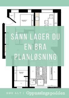 Oppussingspodden on Apple Podcasts Floor Plans, Interior Design, Inspiration, Nest Design, Biblical Inspiration, Home Interior Design, Interior Designing, Home Decor, Home Interiors