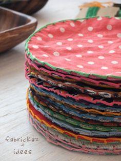 handmade*zakka | fabrickaz+idees cute stuff