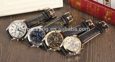 Jargar new products blue dial index own brand automatical watch genuine leather Wrist watches gift items-Forsining Watch Company Limited www.forsining.com
