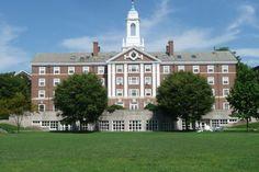 Moors Hall, Harvard University