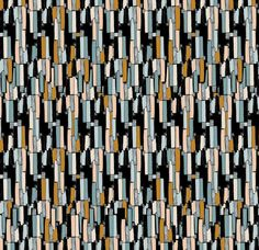 Camille Dupuy - Imprimé Tablettes pour Les Fées de Bengale - Collection Hiver 2011