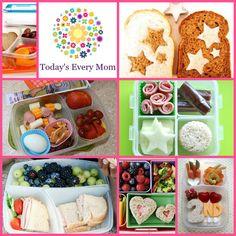 School Lunch Bento Style   #TodaysEveryMom