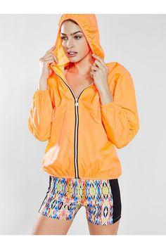 K-Way Claudette Klassic Windbreaker Jacket - Urban Outfitters
