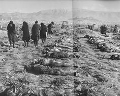 Dmitri Kessel (American war photographer) in Athens, December Looking for the bodies of killed relatives. Ww1 Photos, Time Heals All Wounds, Rose Kennedy, American War, Historical Photos, Athens, Mount Rushmore, The Past, World War