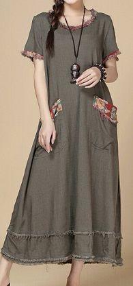 607a4d04c36 il_570xN.775923251_c05u (195x417, 64Kb) Maxi Robes, Casual Dresses, Women's  Maxi