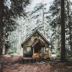 Another writing cabin