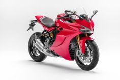 Intermot 2016: Ducati svela la SuperSport