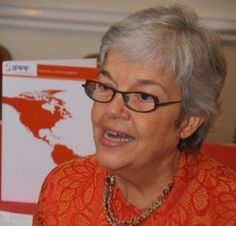 """""""We are creating what we could call 'sexual citizenship'."""" - Carmen Barroso, Regional Director"""