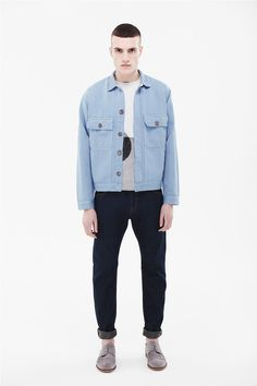 Fucking Young! » SMITH-WYKES Spring/Summer 2014