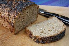 Glutenfritt brød i blender fra friekaker.no.