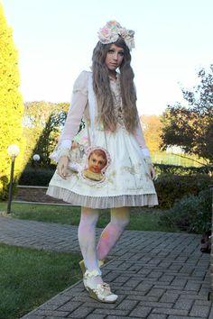 lunie_chan - Halloween Walk week end - Part 2