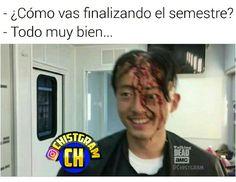 SÍGUENOS @CHISTGRAM ACTIVA LAS NOTIFICACIONES!!      #moriderisa #cama #colombia #libro #chistgram #humorlatino #humor #chistetipico #sonrisa #pizza #fun #humorcolombiano #gracioso #latino #jajaja #jaja #risa #tagsforlikesapp #me #smile #follow #chat #tbt #humortv #meme #chiste #twd #glenn #estudiante #universidad