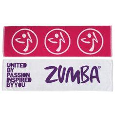 Zumba Soaked in Glory Gym Towels 2 Pack | www.GlobalZFitness.com #zumba #zumbawear #zumbaclothing #zumbafashion