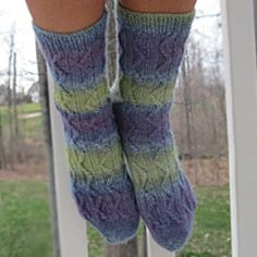 Will keep my tootsies really warm this winter.....