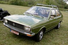 Volkswagen Passat L Type 32 B1 by Henrik S., via Flickr
