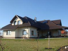 Realizacja projektu Jesion #budowa #projekt #dom