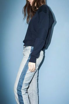 CLOSED Fall/Winter 2014 Women's Lookbook  #indigos #focusonjeans®