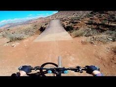 GoPro: 73-foot Canyon Gap Backflip - Jeff Herbertson Red Bull Rampage 2014 ****