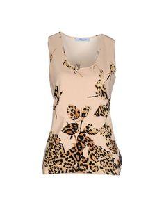 BLUMARINE Sweater. #blumarine #cloth #dress #top #skirt #pant #coat #jacket #jecket #beachwear #