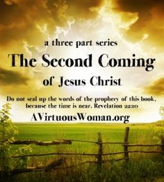 The Second Coming. {Part One}