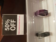 I went to a retail T-Mobile store today in Jacksonville, Fl and they are selling Fitbit Flex and Fitbit Charge HR  for 50% off. I walked out with a Charge HR for $64.99 plus tax. According to the sales rep this deal is for all T-mobile retail stores.