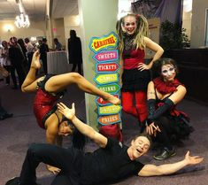 Some fun folks at the SSPC Gala held at Sherwood Event Hall Saturday, 3/10!  #circusparty #kidsparty #corporateevent #babyshower #babyshowertheme #atlanta  #atlantabridal #corporateevent #sherwoodeventhall #wedding #atlantawedding #atlantacatering #weddingideas #atlantavenues #partyideas #eventsbygia #bigtopparty #sspc #sandysprings #sandyspringsparty