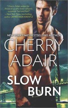 Slow burn / Cherry Adair