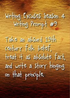 The Art of Life: Writing Prompt Tuesday