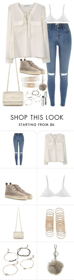 """""""Untitled#4496"""" by fashionnfacts ❤ liked on Polyvore featuring River Island, MANGO, Balenciaga, Givenchy, Forever 21, MICHAEL Michael Kors and Bobbi Brown Cosmetics"""
