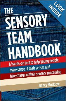 The Sensory Team Handbook: A hands-on tool to help young people make sense of their senses and take charge of their sensory processing: Nanc...