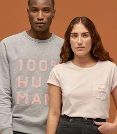 The 100% Human Collection da Everlane ~ porque os direitos humanos são para todos. ♥