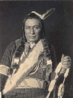 Alikot (aka Frog) - Nez Perce – 1906