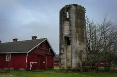 old barn Fort Steilacoom park wa    https://www.flickr.com/photos/132849904@N08/shares/A43hC8 | estelle greenleaf's photos