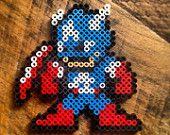 Captain America Bead Sprite