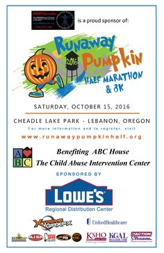 We are very excited for this coming weekend and the 2016 Runaway Pumpkin Half Marathon!  Nearly the entire team of FIRST Corvallis will be at the event.  We have Fit With Britt who will be running, Mitch Long and James Alexzander will be providing FREE massage therapy to participants and for the first time we will have our Certified Personal Trainer, Dwan Kelly there to help runners with stretching and training tips.  #RPHM8K #FIRSTCorvallis @FIRSTCorvallis www.FIRSTCorvallis.com
