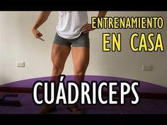 16 Ejercicios Para Cuádriceps En Casa Youtube Ejercicios De Cuadriceps Rutina De Cuadriceps Cuadriceps
