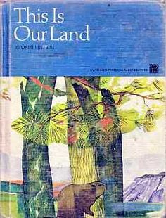 This Is Our Land By Sister Sheila Vintage Textbook 1965 - $35.00 : Vintage Collectibles Sewing Patterns Postcards Aprons Ephemera